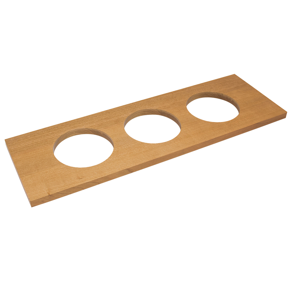 Base Plate Container Holder Cherry