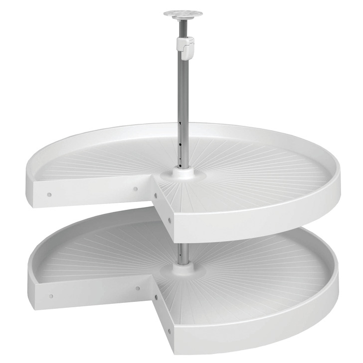 Corner Cut Attachable Trays 18 Inch