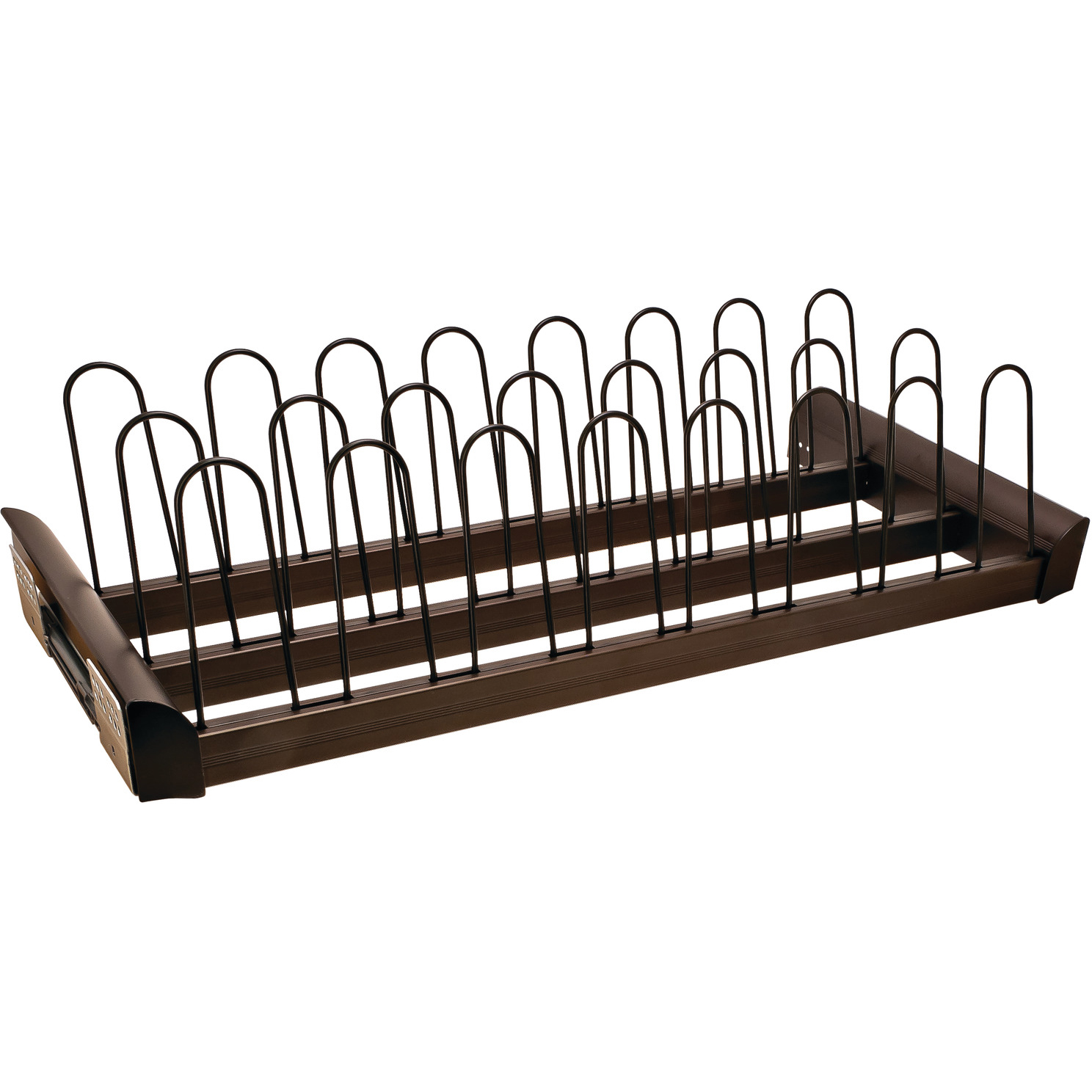 Bronze - Shoe Organizer 18 Inches