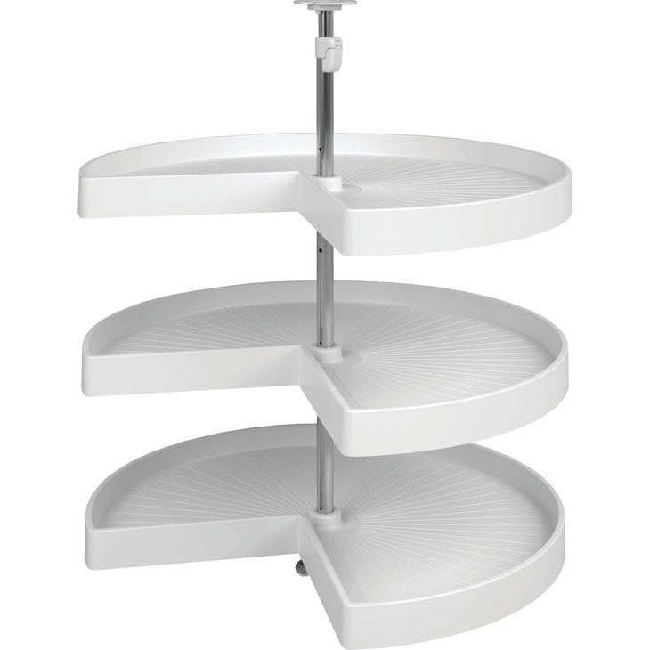 Corner Cut Non-Attachable Tray Set 18 Inch