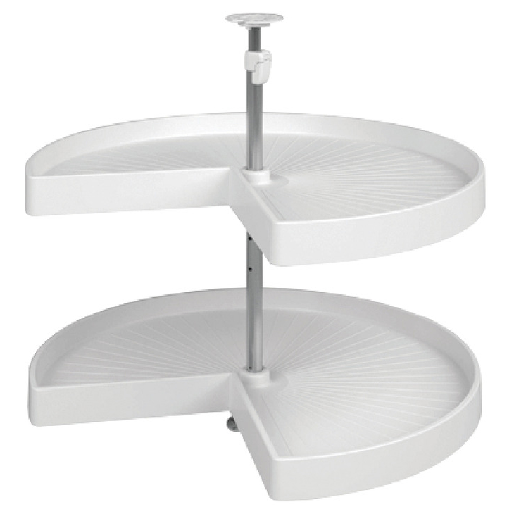 Corner Cut Non-Attachable Trays 18 Inch