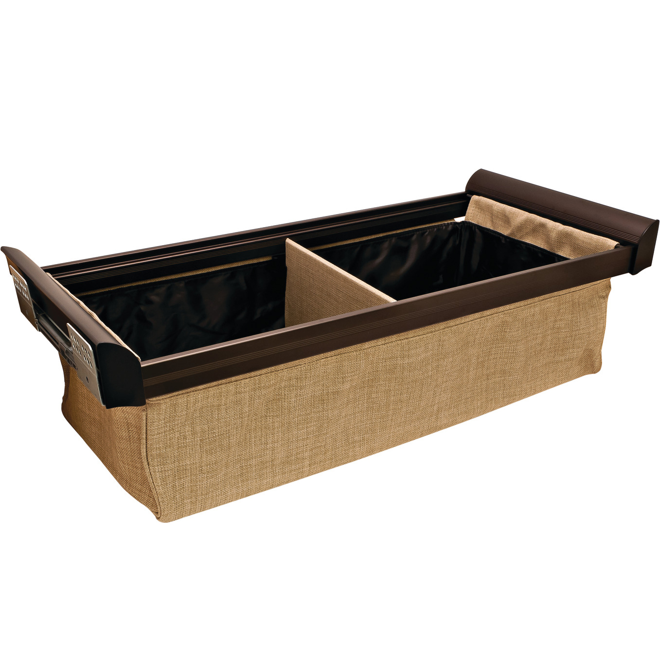 Engage Bronze Deep Drawer 18 Inches with 1 Divider