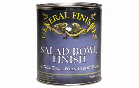 Salad Bowl Finish