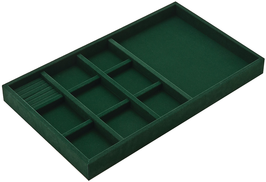 Teal Green Jewelry Tray