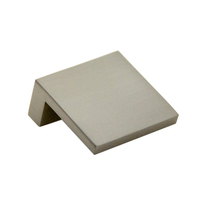 Bar Knob Satin Nickel 32mm CC x 42mm