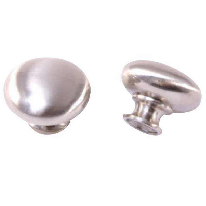 Satin Nickel Knob 31mm