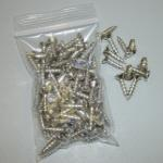 Countersunk Screw #6 X 5/8 Inch