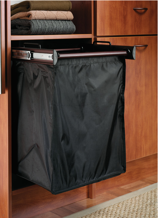 Pull-Out and Tilt-Out Hampers