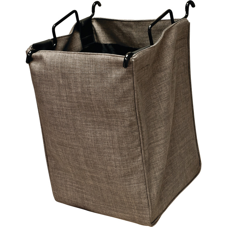 Slate Laundry Bag 10 3/16 Inches