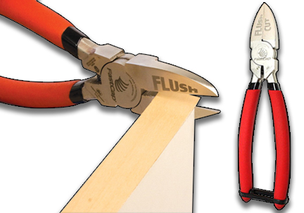 Flush Cut Trimmer