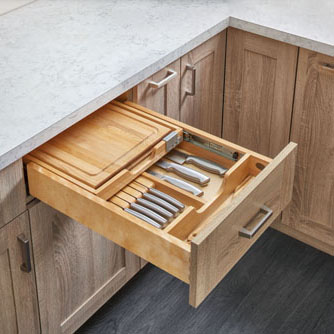 Combination Drawers