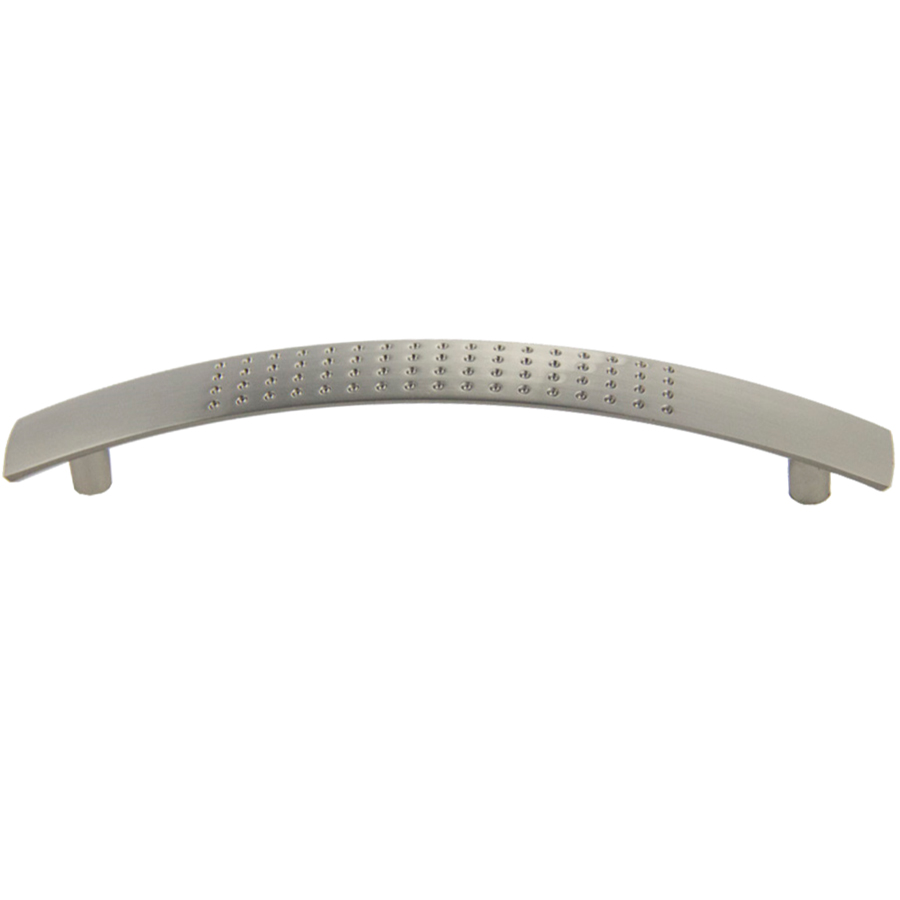 Dimpled Pull Satin Nickel 128mm CC