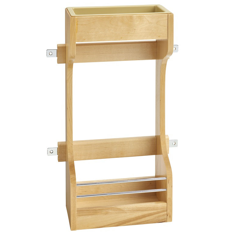 Sink Base Door Storage Rack (10 1/2\