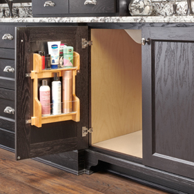 Rev-A-shelf Vanity Storage Rack