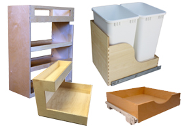 Pre-Made Drawers