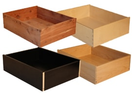 Combo Drawers